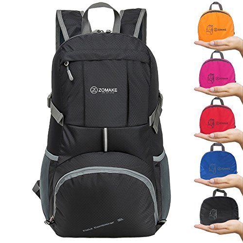 a2badd977fc7 Discounted ZOMAKE Ultra Lightweight Hiking Backpack