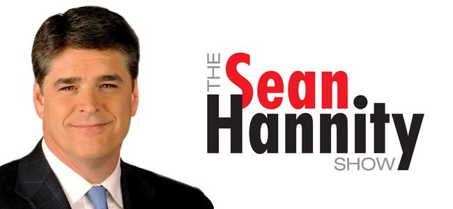 Sean Hannity from Fox News