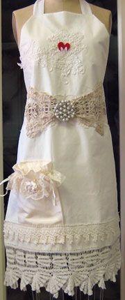 One cute apron  •♥•