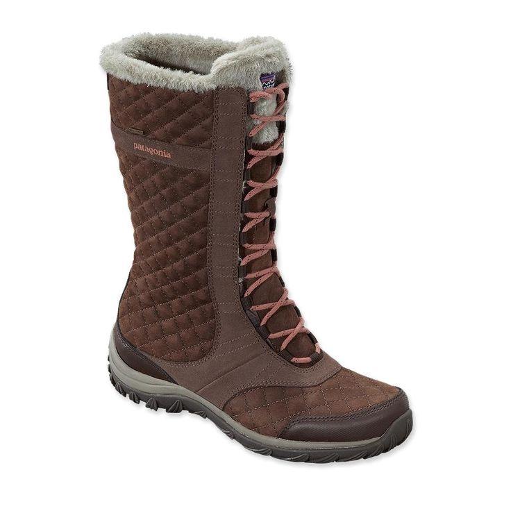 Cheap Patagonia Online & Patagonia Women's Wintertide High Waterproof Sable Brown