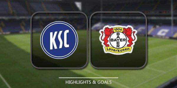 Karlsruher SC vs Bayer Leverkusen Highlightshttps://www.highlightstore.info/2017/08/11/karlsruher-sc-vs-bayer-leverkusen-highlights/