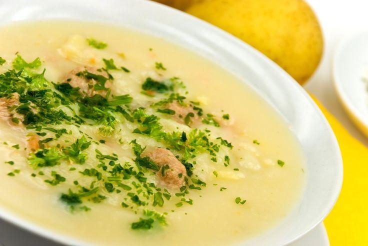 soup recipes   Creamy Cabbage Soup Recipe