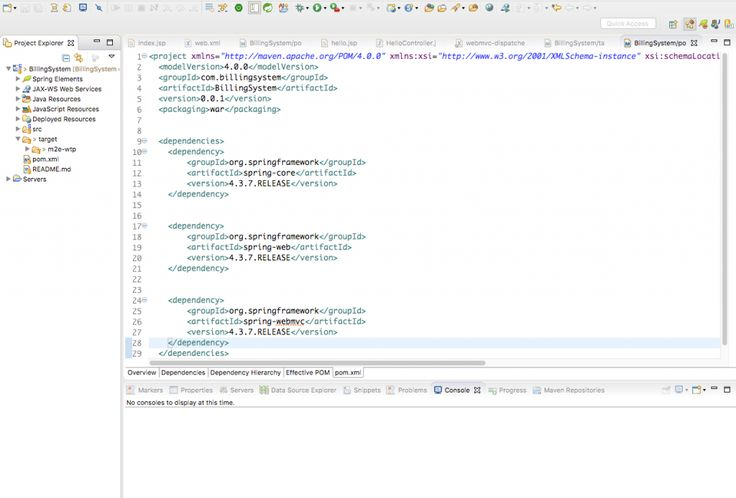 Eclipse is an integrated development environment, a free platform widely distributed among Java developers, but also PHP, C ++. The last option especially highlights Visual Studio. Why is writing about the Eclipse IDE? I'm writing about it because I started to develop my project seriously. Let's get to know 2017 but IntellyJ Community version does …