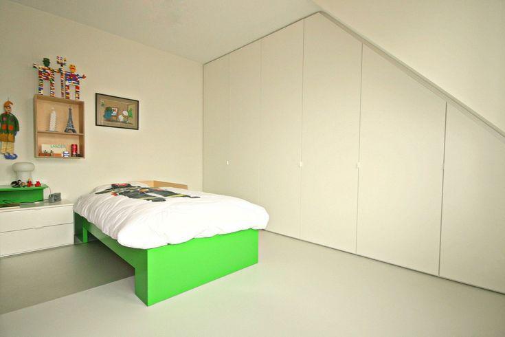 Realisaties van slaapkamer in slaapkamerkast in kinderkamer interior design pinterest best - Volwassen slaapkamer arrangement ...