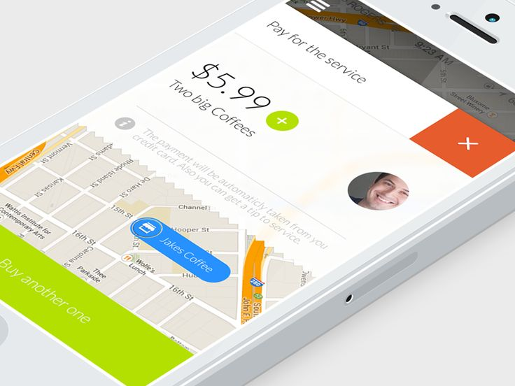 Hey, guys how are you? I have been working on the app what will allow you to send payments to the local coffee shops and even more.  Its pretty exciting. This is not used concept, the goal was to k...