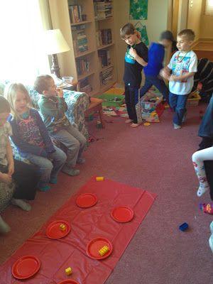 Crafty Kris: Lego Birthday Party