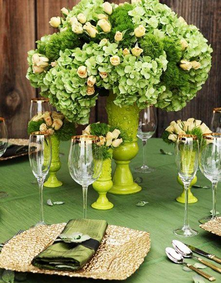 зеленый, светло-зеленый, салатовый, зеленые оттенки, свадебное оформление, свадебный декор, оформление свадебного стола, цветы в оформлении свадьбы; green, lime, green shades, wedding decoration, wedding flower decorarion;