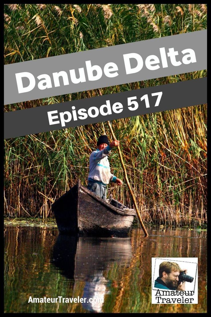 Travel to the Danube Delta in Romania - what to do, see and eat in this UNESCO bio preserve