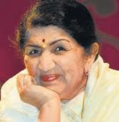 Lata Mangeshkar...she will always be the queen of Bollywood music to me
