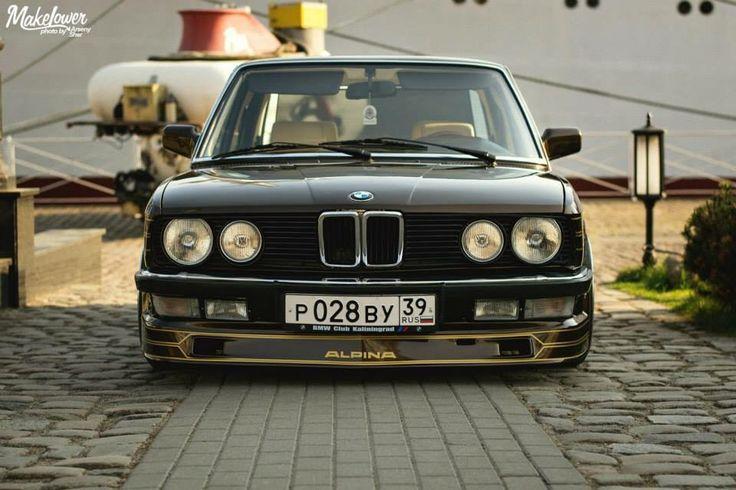Alpina B9 3.5 E28