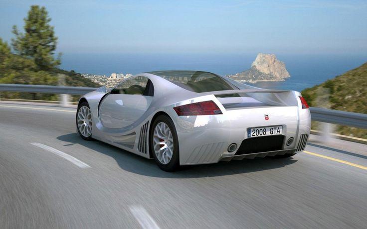 Gta concept super sport car 2 hd wallpaper