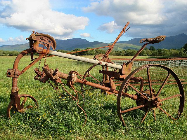 ... about Old Farm Equipment on Pinterest | Route 66, For sale and Photos