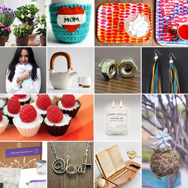Gift Ideas For Mother Part - 31: 10 Unconventional Takes On Classic Motheru0027s Day Gifts   Mothers., Giftss  And Co.