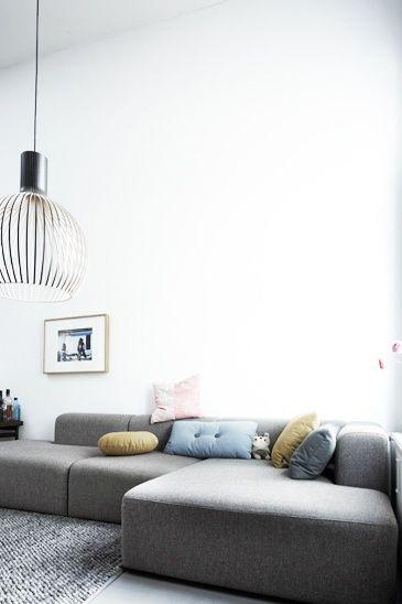 Interieur 84 pinterest - Sofa smeedijzeren ...