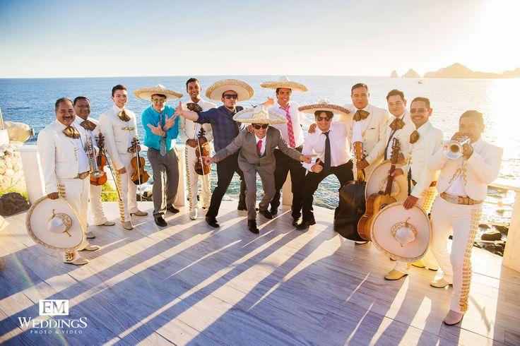A Wonderful moment with the groom! at Hotel Sunset Monalisa. #emweddingsphotography #destinationwedding