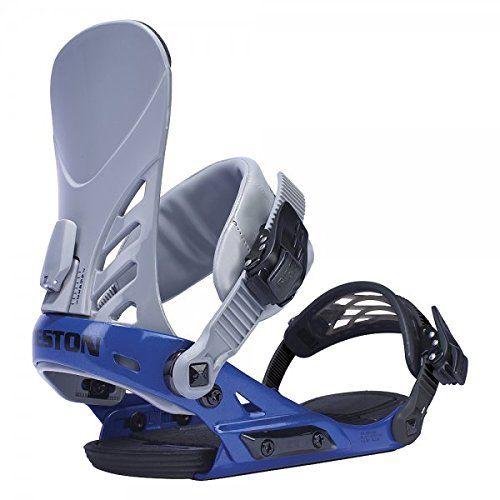 Ride Mens EX Snowboard Bindings Preston Large * To View