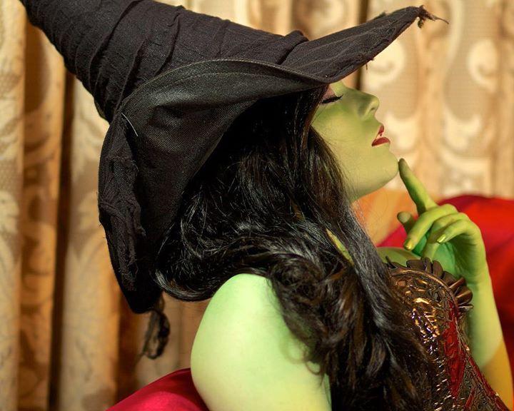 chelsea johnson as elphaba | Enfin, on terminera par la fille de Hulk et de Miss Tick, incarnée ...