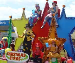 Mount Gambier has the largest Regional Christmas Parade anywhere in Australia. See the Mt Gambier event - 15/11/14 http://www.southaustralia.com/media/documents/events/south-australian-event-calendar-2014.pdf