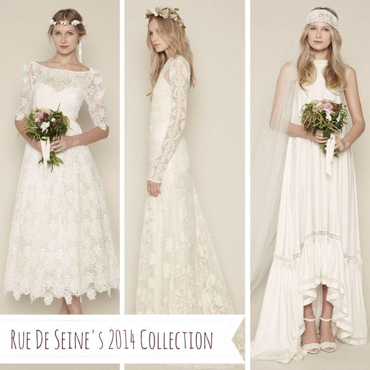 Rue De Seine 2014 Wedding Dress Collection