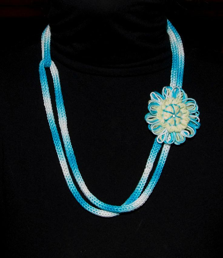 French Knitting Jewellery : Best images about french spool knitting on pinterest