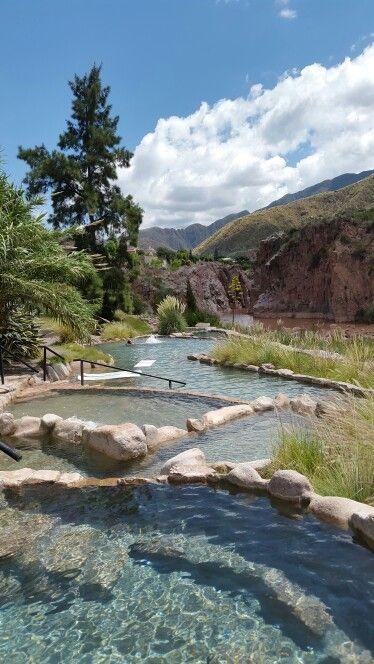 Termas de Cacheuta, Mendoza