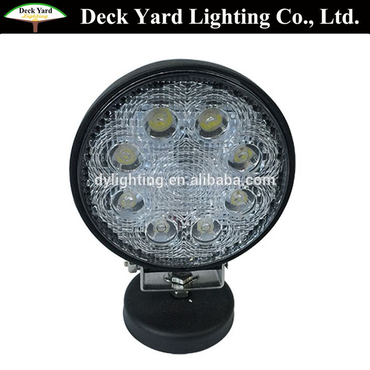 Car Accessories 18w led truck work lights 18w work led light bar small marine led work lights for Jeep
