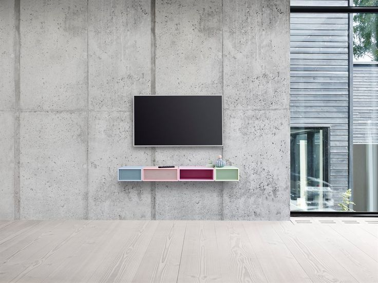 Montana HIFI is the heart of the home. It combines sound and images in one clutter-free beautifully designed package. #montana #furniture #sound #hifi #danish #design #airplay #records #storage #recreational #room #living #room