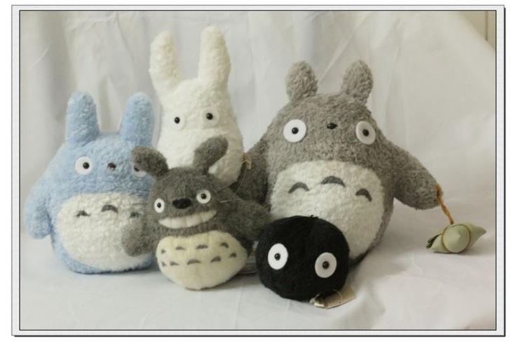 My Neighbor Totoro: Totoro Toys, 5Pcs Toys, Soft Toys, Doll 5Pcs, Toys Dolls, Totoro Plush, My Neighbor Totoro, Plush Soft