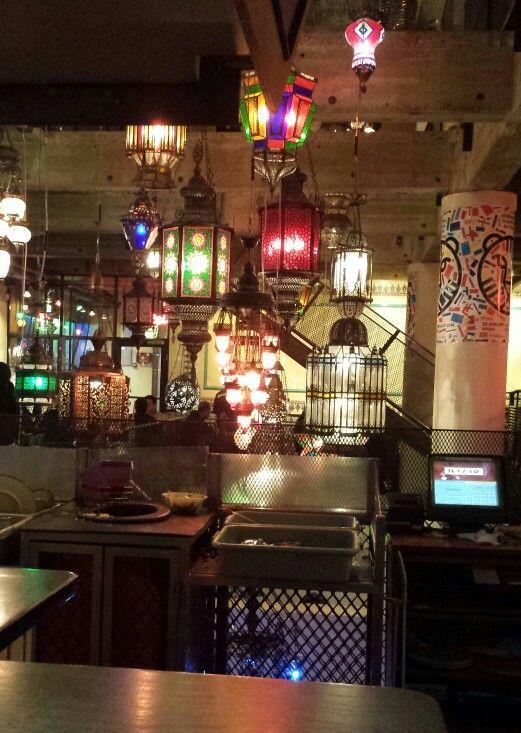 Bazar restaurant, Rotterdam