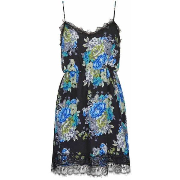 **Petite robe WYLDR - Nouveautés de la semaine - Nouveautés - Topshop ($43) ❤ liked on Polyvore featuring intimates, robes, petite robes, bath robes, petite bathrobes and dressing gown