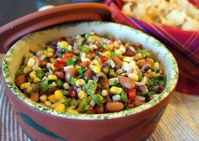 Zesty Mexican Caviar -  Take this salsa-like appetizer to your next gathering and watch it disappear.