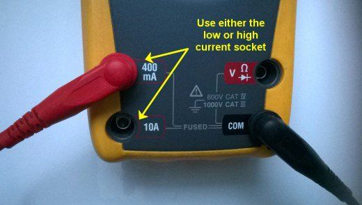 How To Use A Multimeter To Measure Voltage  Current And Resistance