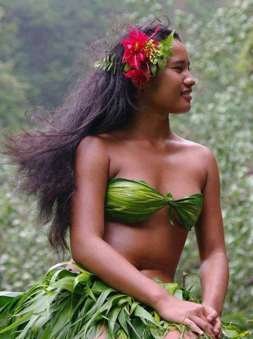 Polynesian Beauty  Polynesian Beauty In 2019  Hawaiian -5331