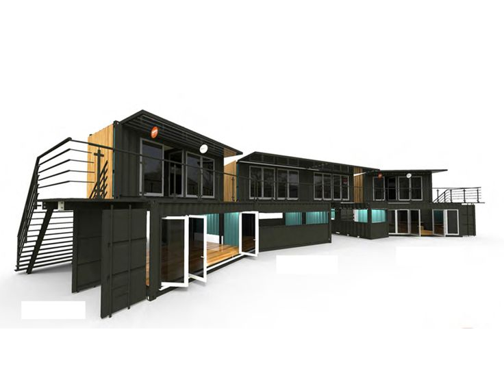 478 best Container homes images on Pinterest | Container houses ...