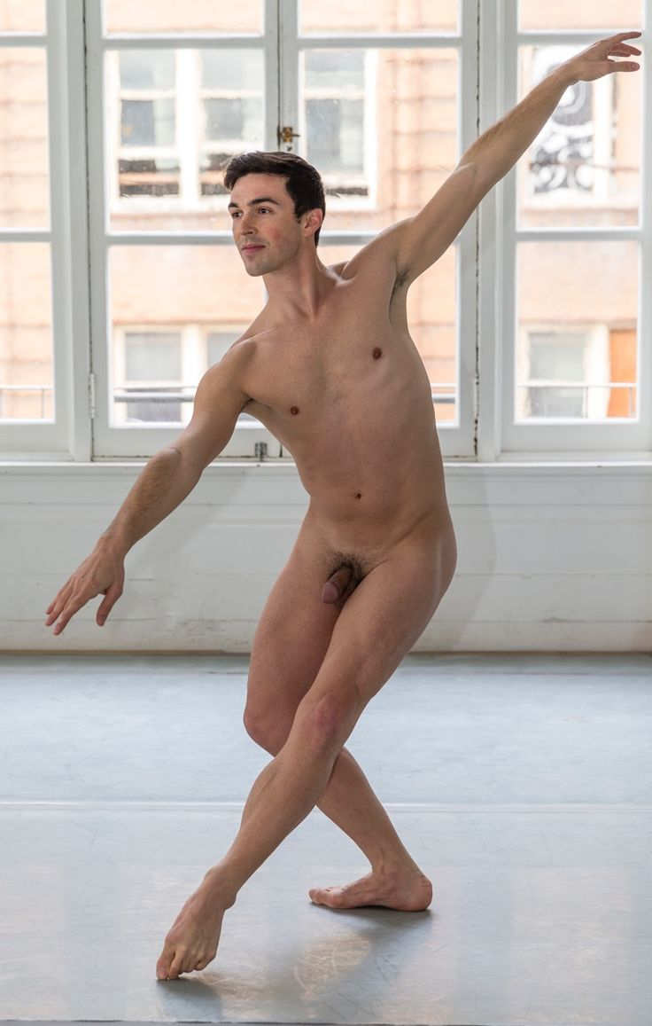 Dancer naked guy, smelling a dirty jockstrap