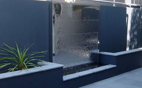feature garden wall - Google Search