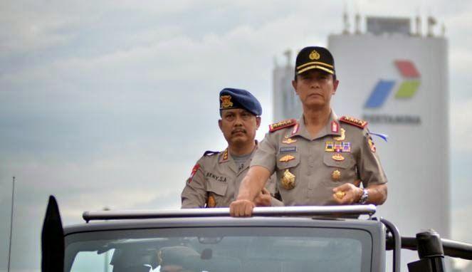 Kapolri: Mulai Besok, Jakarta Siaga Satu | DKT NEWS