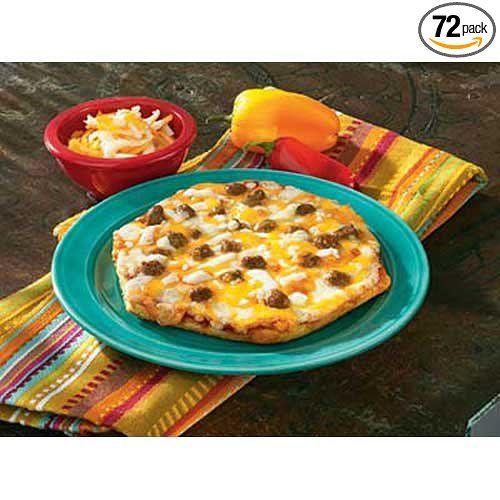 Tony's Fiestada pizzas (a total school lunch staple!)