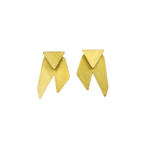 Gold Tooth  earring