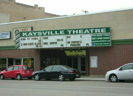 The Kaysville Theater UT