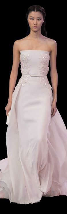 Tendance Robe De Mariée 2017/ 2018 : Elie Saab Haute Couture / Spring - Summer 2014 :jaglady...