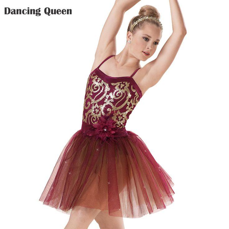 2015 девушки / леди балетный костюм профессиональный пачка балет Dancewear красный лебединое озеро балетные костюмы Vestidos де балета DQ9006