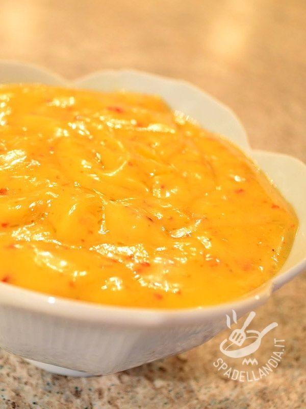 Aioli sauce (for fish) - Se amate le salse decise provate la salsa Aioli, dai sapori tipicamente mediterranei, con una discreta quantità di aglio, olio extravergine e limone.
