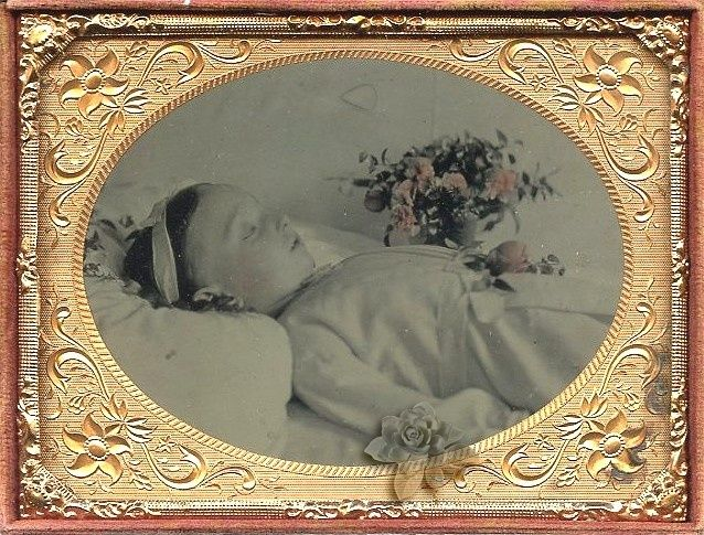 memento mori photography | Young Girl | Memento Mori: Victorian Death Photos & such