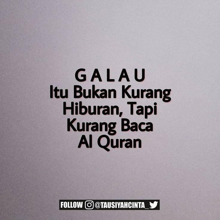 Yuk Jangan Lupa Baca Quran http://ift.tt/2f12zSN
