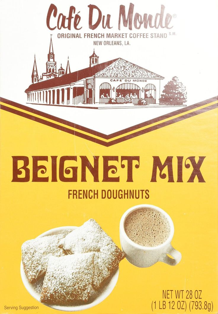 See how I made Cafe Du Monde Beignets At Home With Beignet Mix!
