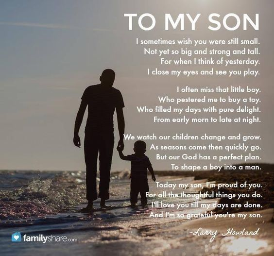 Mother S Day Quotes And Sayings Father Son Quotes My Son Quotes Son Quotes From Mom