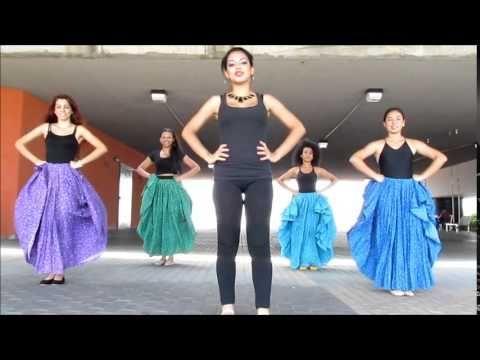 Pasos Básicos de las Danzas Folkóricas Panameñas para Damas