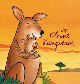 Kleine kangoeroe voor mijn collega's een handleiding voor gemaakt
