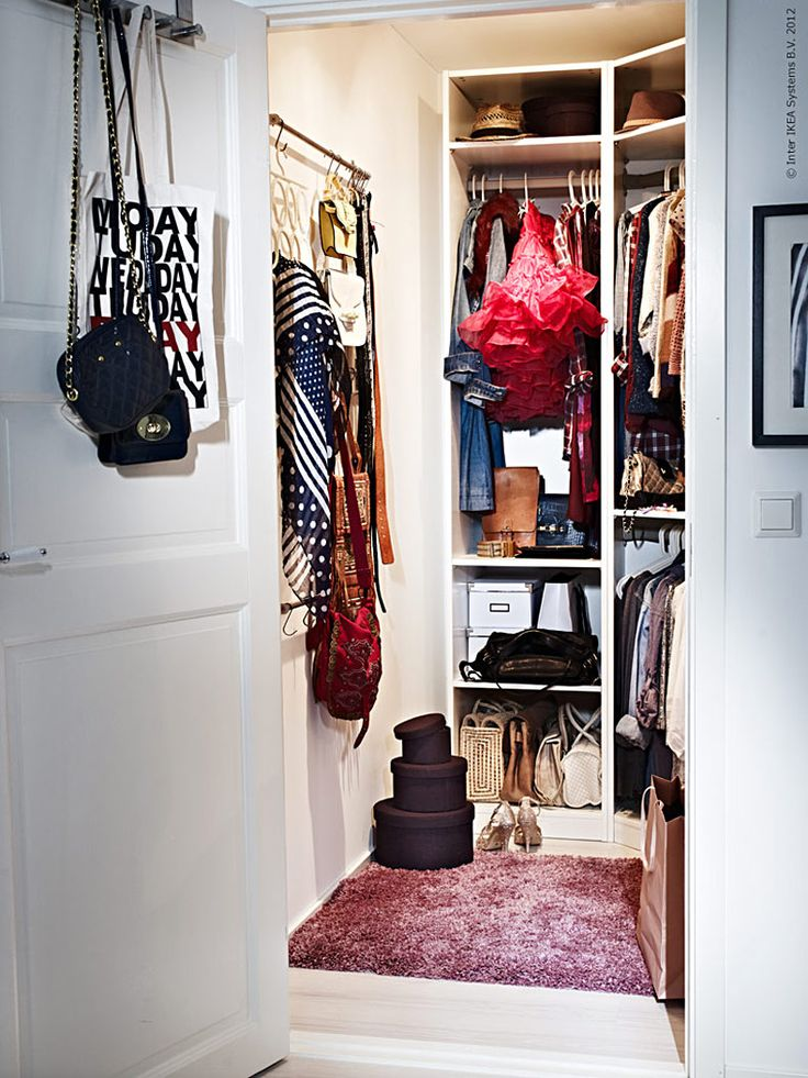 Fashionistans garderob | Livet Hemma – IKEA